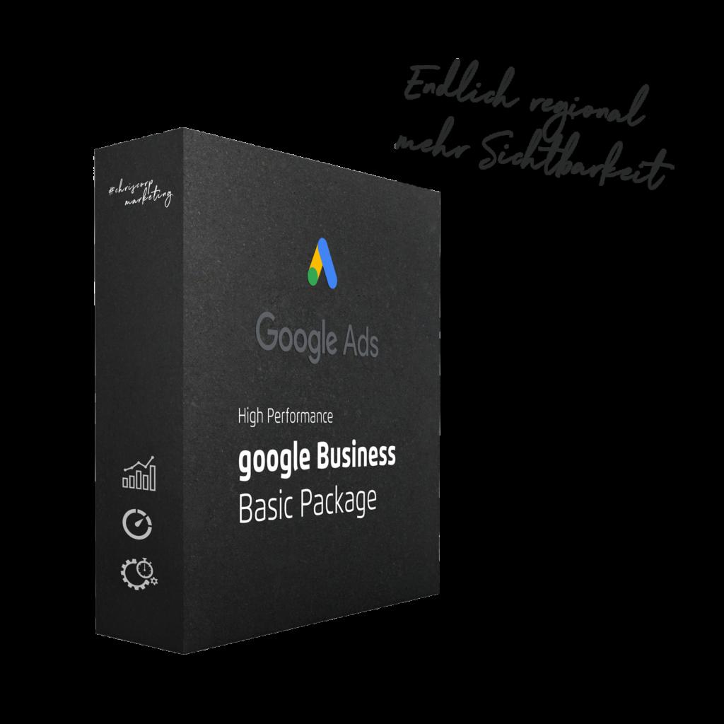 chriscorp google Werbung Performance Box